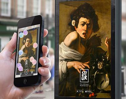 Stiqr - Mobile app