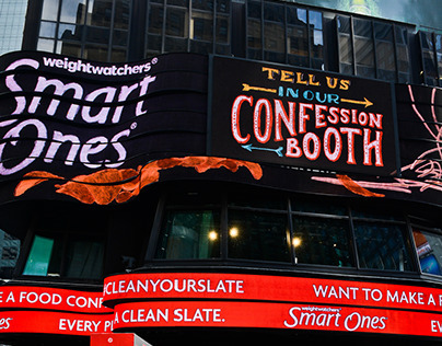 Smart Ones Times Square Activation