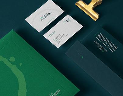 Nivanteasun | Visual Identity Book