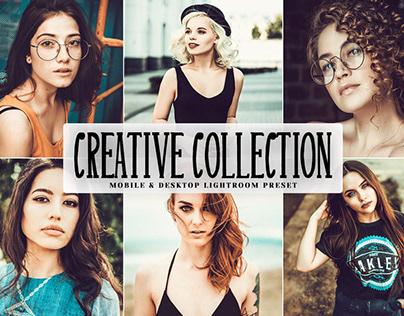 Free Creative Collection Mobile & Desktop Preset