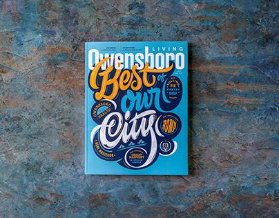 Owensboro Living Cover