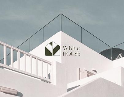 Фирменный стиль отеля White HOUSE