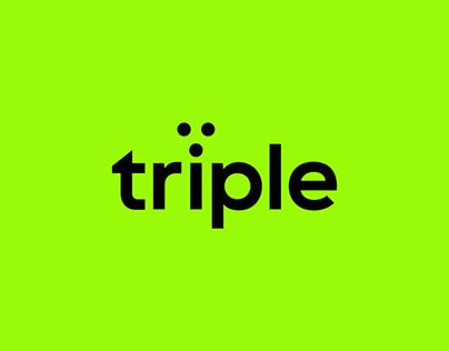 Triple | Branding