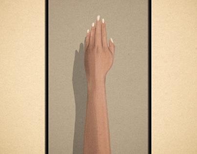 Illustration : A Hand
