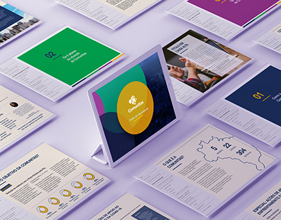 Comunitas   template apresentação