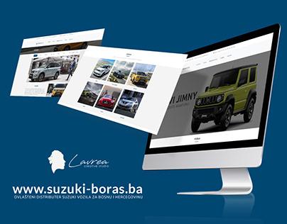 Web design - Boras d.o.o.