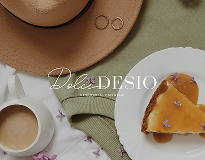 DOLCE DESIO | BRAND IDENTITY