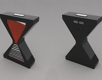Alarm Clock UI/UX (概念鬧鐘及其用戶體驗設計)