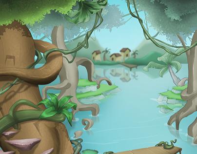 Nono's Adventures in Amazonia