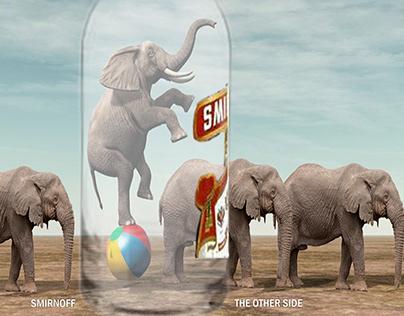 Smirnoff Vodka Ads