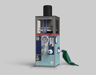 Developingan emergency ventilator in 6 weeks