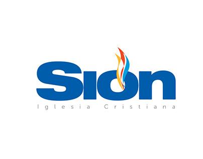 Sion Iglesia • Diseño de logotipo • Imagen Corporativa