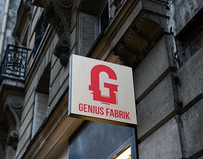 Brand ID & Design | Genius Fabrik