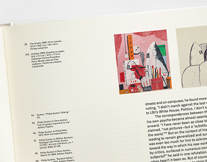 Philip Guston: Nixon Drawings, 1971 & 1975