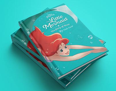 Little Mermaid (children Book Cover )