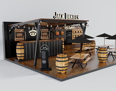 Propuesta Stand Jack Daniels