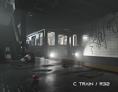 C TRAIN / R32
