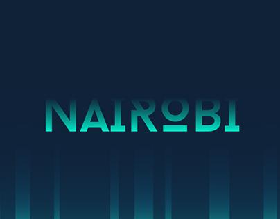 Nairobi Skyline, Kenya