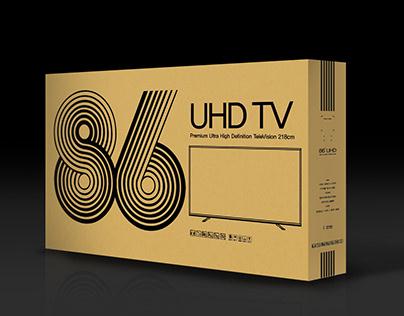 TV electronics package design