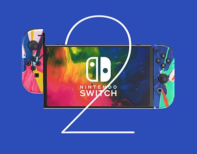 Nintendo Switch 2 Full CGI