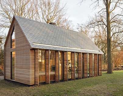 Recreation house in the surrounding of Utrecht