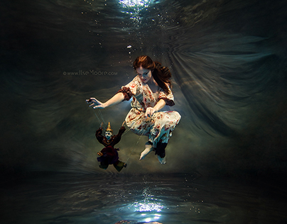 Underwater Fine Art | I'm Your Marionette