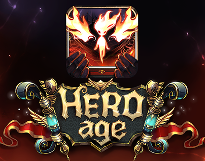 "Art of ""Hero Age"" Project"