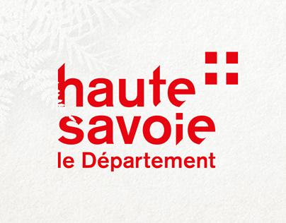 Vœux du département de la Haute-Savoie
