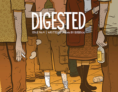 DIGESTED - covers