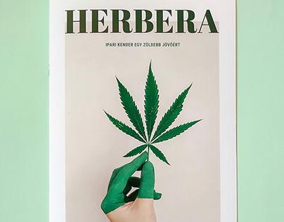 Herbera - Magazine Design