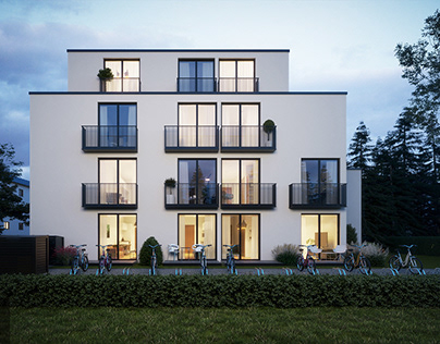 Multifamily housing in Germany