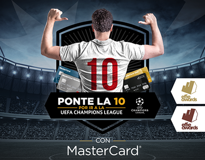 MasterCard - PONTE LA 10 - WEB SERIES