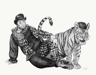 Le Tigre et le Clown