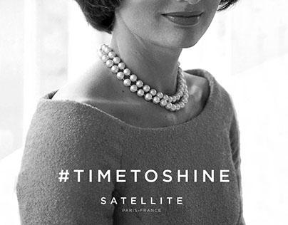 Satellite 'Time To Shine'