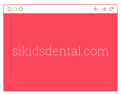 Lisa Lazzara Pediatric Dental Website