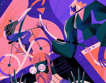 INDEX VENTURES — Blog Illustration
