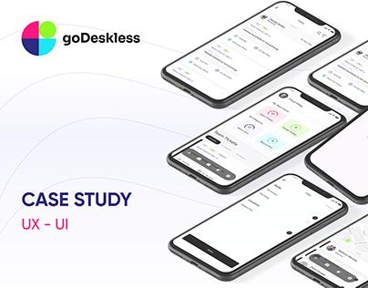 GoDeskless UI/UX