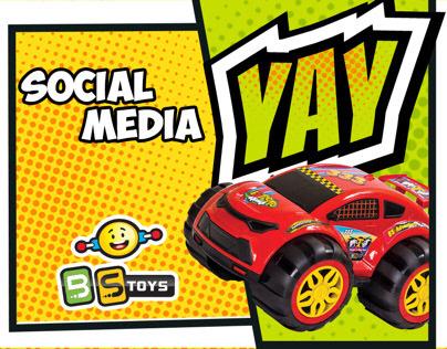 Social Media - BS Toys