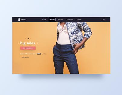 Sebra E-Commerce