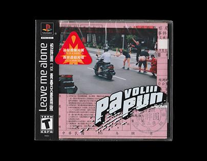 PAPUN vol3 / LeaveMeAlone
