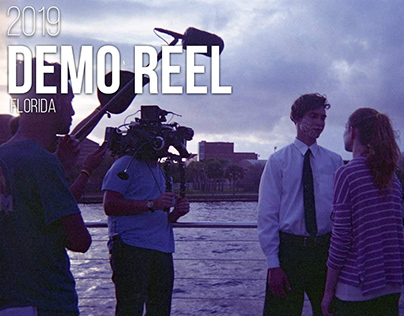 2019 Demo Reel - Max DeRoin [Director/Producer/Gaffer]
