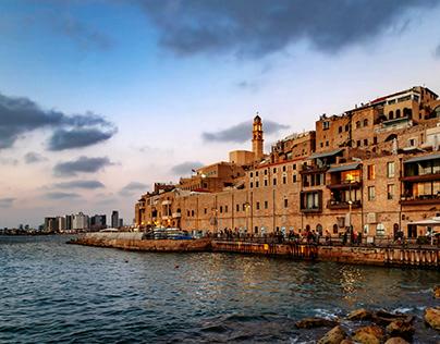 Jaffa Port Old City Israel