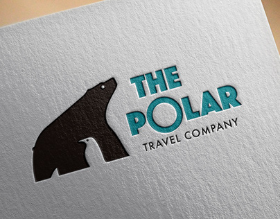 The Polar Travel Co. Branding