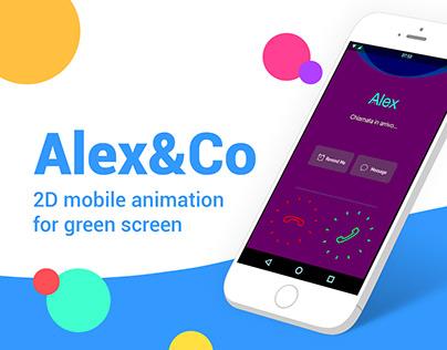 ALEX&CO - 2D ANIMATION
