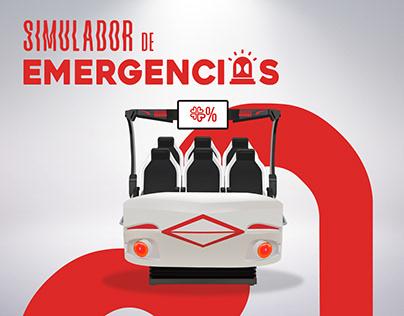 Cáritas Perú | Simulador de emergencias
