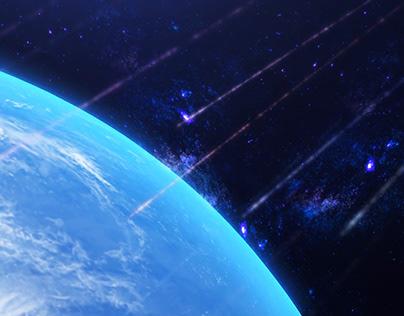 Meteor Showers of Souls