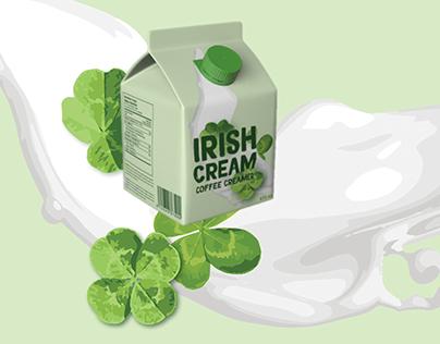 Island Farms Coffee Creamer Packaging