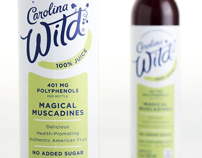 Carolina Wild Packaging Design
