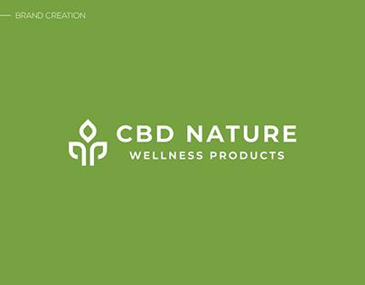 CBD Nature Brand Creation