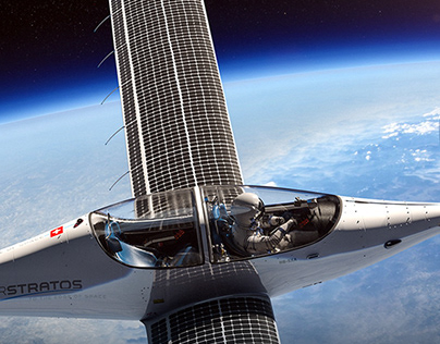SolarStratos I To the Edge of Space